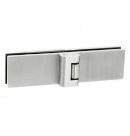 Horizontálny pánt na sklenené dvere JNF - IN.27.001
