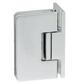 Pružinový pánt pre sprchové dvere CT - CER405S - OC - Chróm lesklý