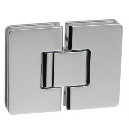 Pružinový pánt pre sprchové dvere CT - CER406S - OC - Chróm lesklý