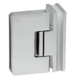 Pružinový pánt pre sprchové dvere CT - CER407S - OC - Chróm lesklý