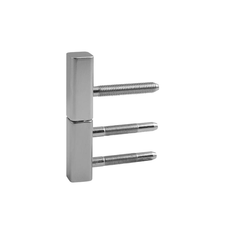 Krytka na pánt dverí TUPAI 0251 - R351 - OCS - Chróm brúsený