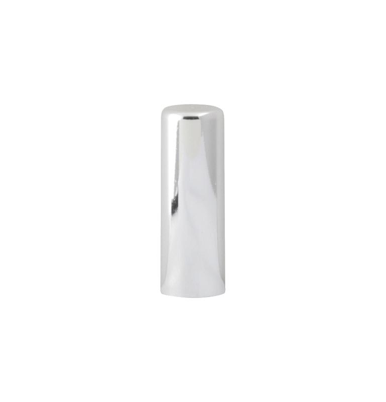 Krytka na záves dverí AGB - Chróm lesklý