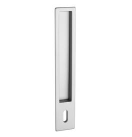 Mušla na posuvné dvere PAMAR 1098Z - CP - Chróm perla