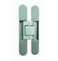 Záves na bezfalcové dvere K7120 - Chróm matný