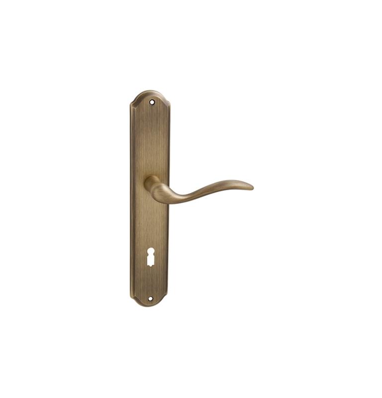 Kľučka MINORCA - OGS - Bronz česaný mat