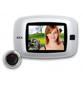Digitálne kukátko AXA DDS1 bez zvončeka
