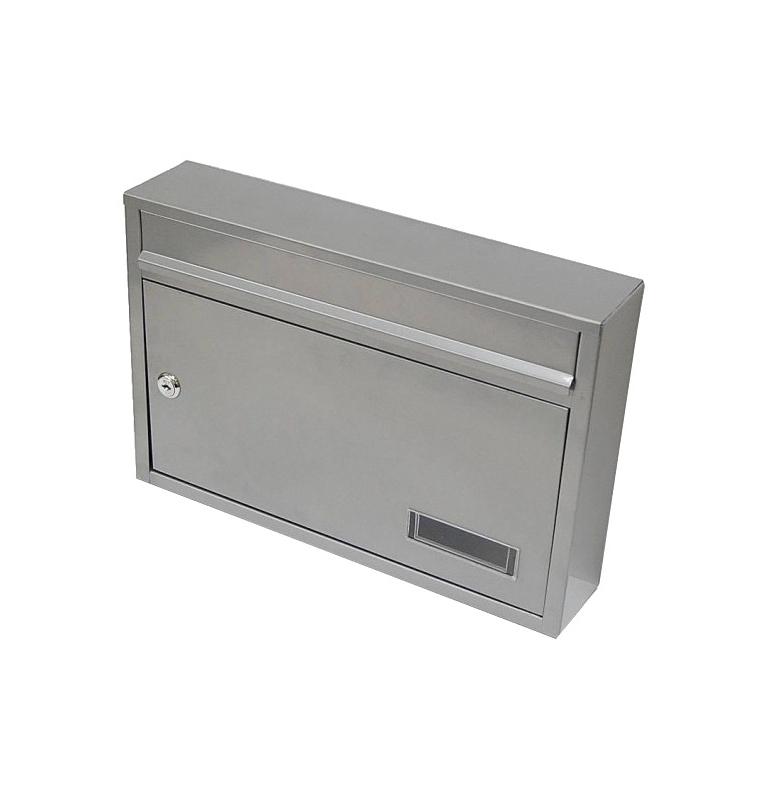 Poštová schránka X-FEST RADEK nerez