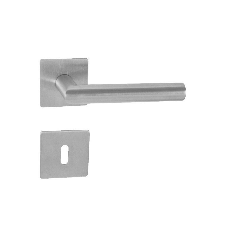 Kľučka MP - FAVORIT - HR 3SM - BN - Brúsená nerez