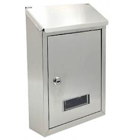 Poštová schránka X-FEST CT3 nerez