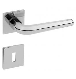 Kľučka TUPAI OKTAGON - HR 4160 5S - OC - Chróm lesklý