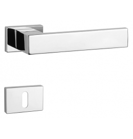 Kľučka APRILE PINA - RT 7S - Chróm lesklý