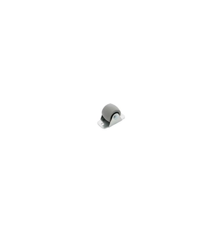 Pevné koliesko s gumou Ø 30