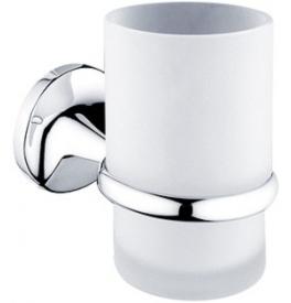 Sklenený pohár s držiakom NIMCO Monolit