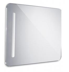 Kúpelňové LED zrkadlo oblé 600x800mm