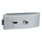 CT-11000 - CP - Chróm perla - BB - otvor na kľúč