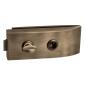 CT-11000 - OGS - Bronz česaný mat - WC sada